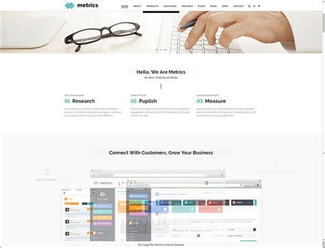 social network template html5 52 responsive html5 css3 website templates themes