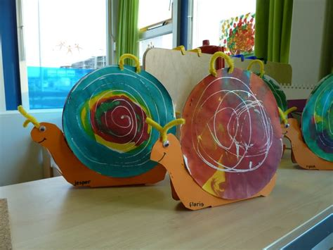 paper plate snail craft snail craft classroom bugs snail craft