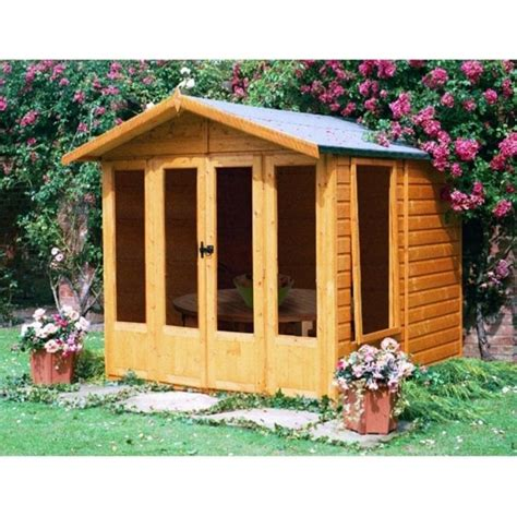 Shire Log Cabins Sale by Shire Parham Summer House
