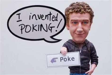 biography of facebook inventor animated facebook figurines poking inventor action figure