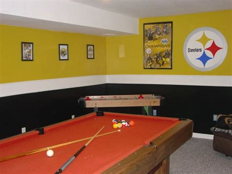 steelers bedroom decor 10 best images about sully basement on pinterest wall