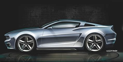 new 2015 cars coming out 2015 ford mustangs concept cars