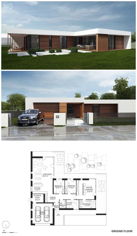 contemporary home designs and floor plans modern 240 m2 house designed by ng architects andy house design bungalow house plans house