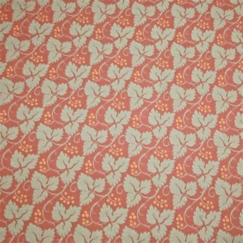arts and crafts upholstery fabric 8 yds best brunshwig meursault arts crafts repro