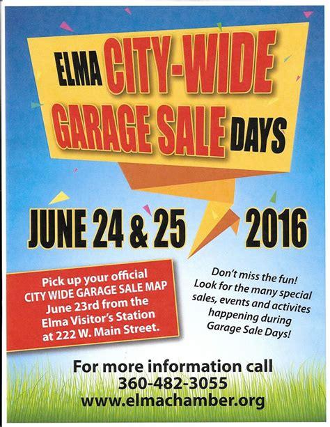 Citywide Garage Sale by City Wide Garage Sale Graysharbortalk