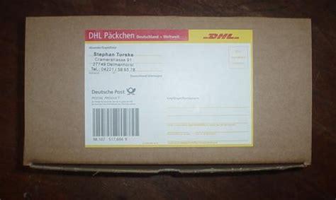 Musterbrief Beschwerde Dhl Portokosten Deutsche Post Paket Tracking Support