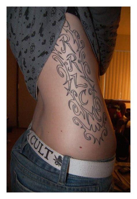 beckham rib tattoo font 50 rib tattoos for girls ribs fonts and texts