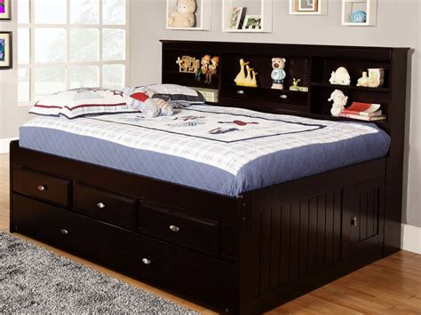 trundle storage bed trundle bed with storage home design ideas