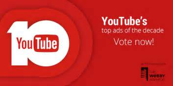 Making Your Own Planner Google Agency Blog Cast Your Vote To Celebrate 10 Years Of Amazing Ads On Youtube