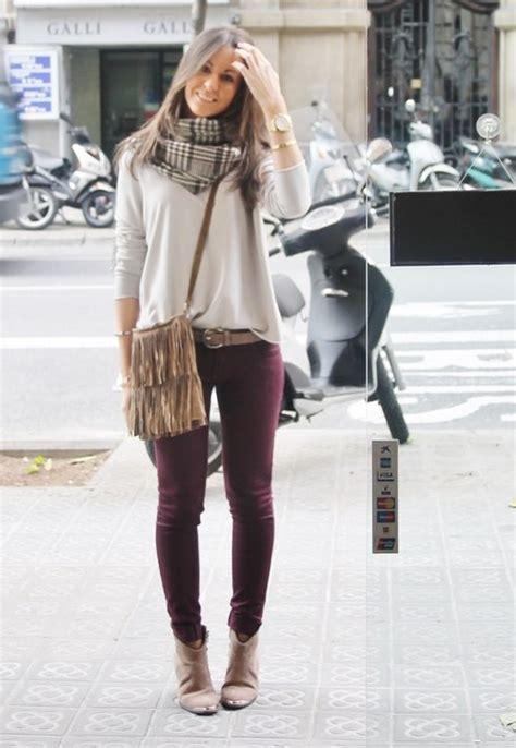 street style winter combinations