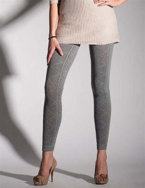 cable knit tights cable knit cotton sweater 2228 by primavera