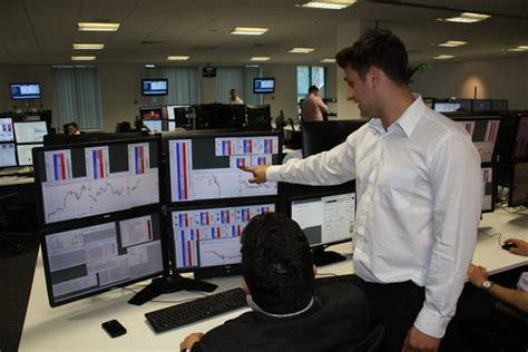Stock Broker School by Ostc Opens Its Doors To Finance And Investment Bsc Students Brighton Business School