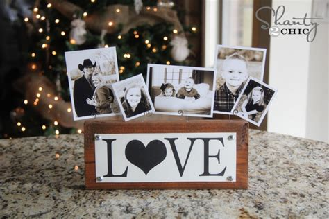 Handmade Gifts For Family - top 10 handmade gifts using photos the 36th avenue