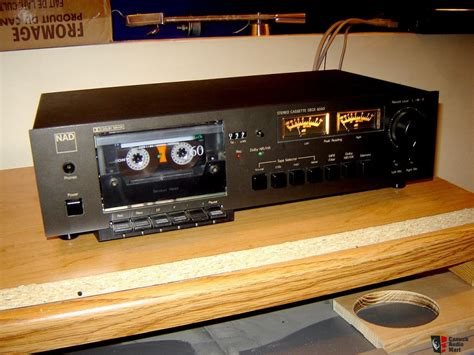 nad cassette deck nad 6040 cassette deck photo 661315 canuck audio mart