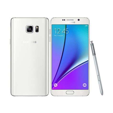 Blibli Note 5 | jual samsung galaxy note 5 smartphone white 64gb 4gb