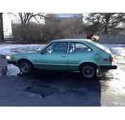 Hondaman1979 1981 Honda AccordLX Coupe 2D Specs Photos