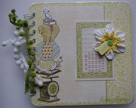 Handmade Baby Scrapbook Ideas - ooak handmade cuddle baby shower scrapbook photo memory