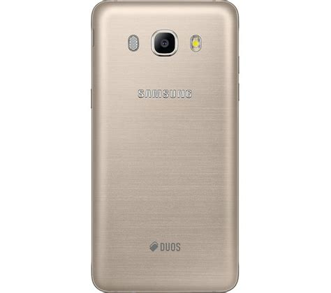 buy samsung galaxy j5 16 gb gold free delivery currys