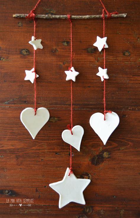 decorazioni natalizie da appendere al soffitto decorazioni natalizie con pasta al bicarbonato babygreen