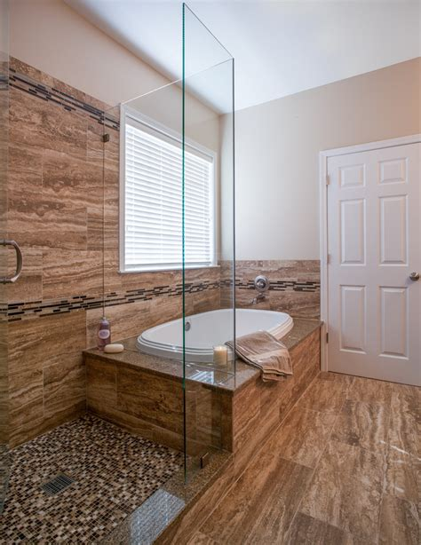 enclosed shower glass enclosed showers bathroom contemporary with 12 x 24