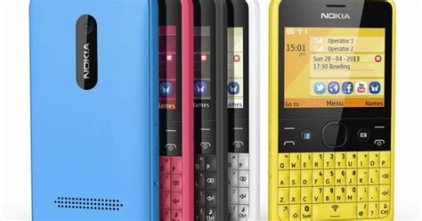 Hp Nokia Lumia Dual Kamera harga hp nokia asha 210 dual sim gsm ada kamera 2 mp