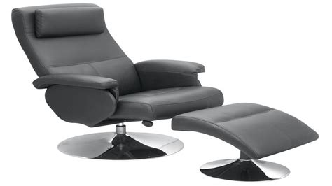 black faux leather recliner chair homegenies