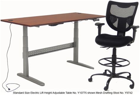 electric tables complete electric height adjustable tables in stock free