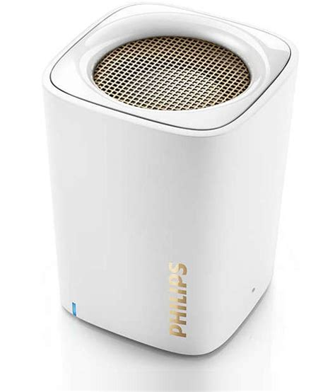 boat bluetooth speakers myntra philips bt100w 00 wireless portable speakers with mic