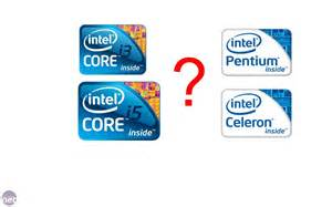 is pentium better than celeron click to enlarge different generations and