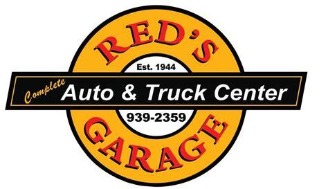 reds garage auto repair truck repair fleet