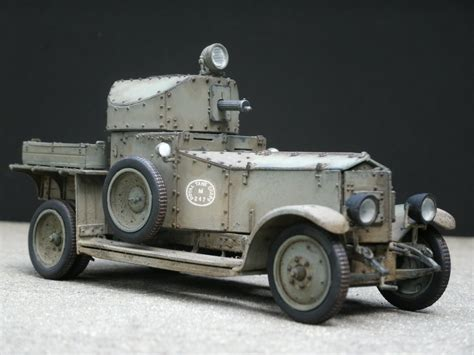 rolls royce armoured car pattern 1920 mk i