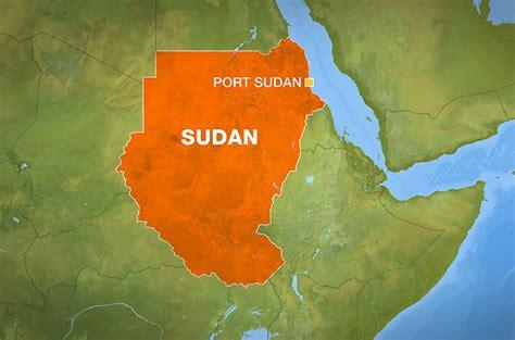 sudan  report israel    air strike news al