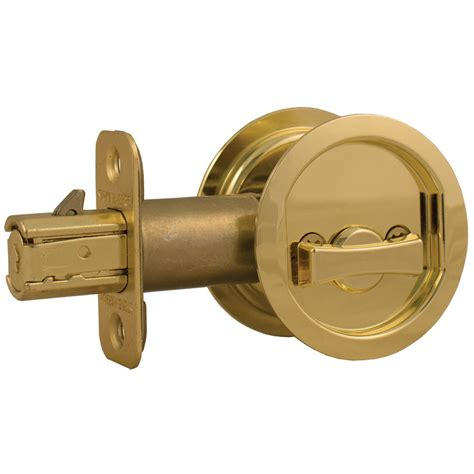 harbor hardware pocket door lock