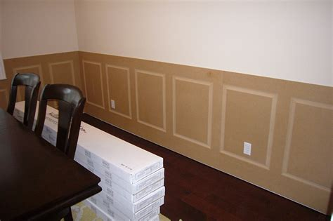 Mdf Raised Panel Wainscoting by Dining Room Wainscoting Ideas From Wainscoting America