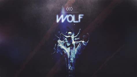 exo wallpaper hd wolf exo symbol wallpaper