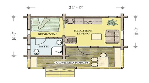 Weekend Cabin Plans by Small Cabin Plans Studio Design Gallery