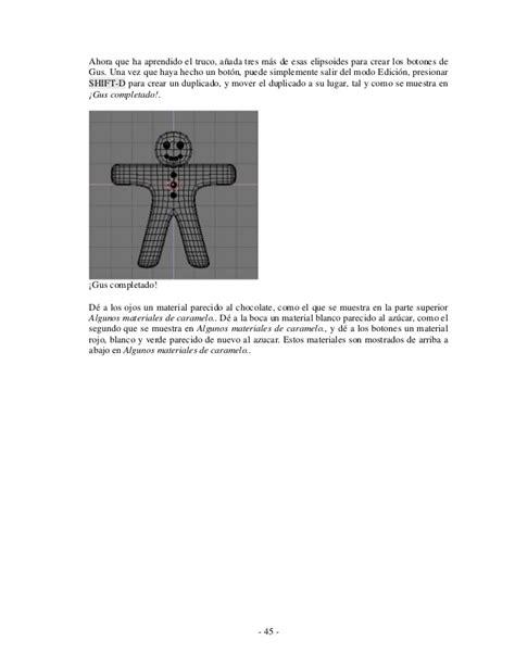 Blender Es Manual manual de blender