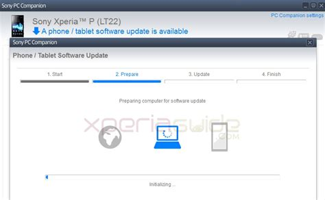 how to update xperia p lt22i to ice cream sandwich and install 301 moved permanently