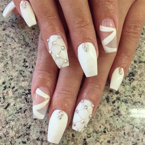 deco ongle pour mariage ongles mariage 2017