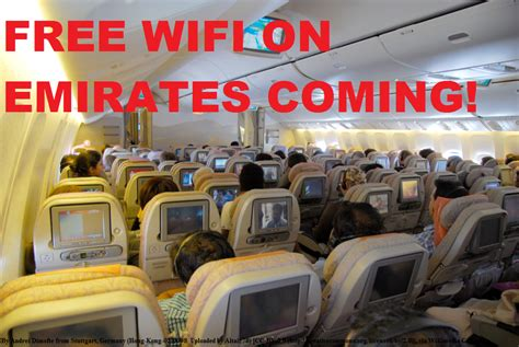 emirates wifi free wifi on emirates coming loyaltylobby
