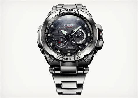 casio metal twisted g shock collection cool material