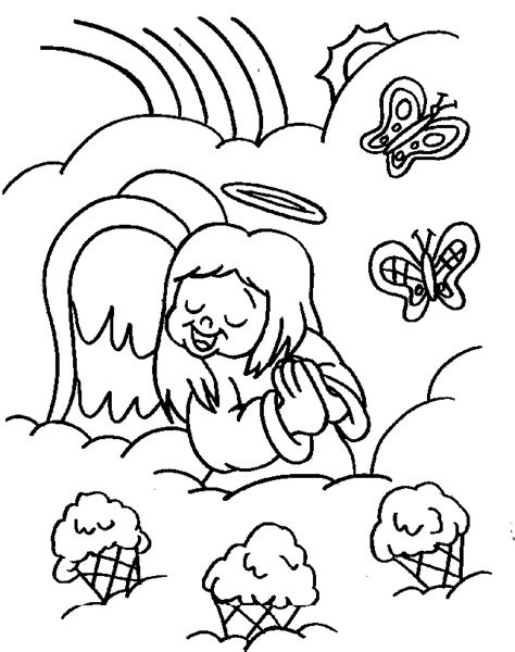 angel coloring pages pdf angel coloring pages learn to coloring az coloring pages