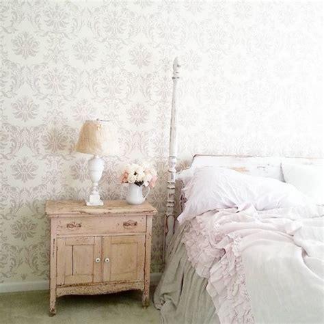 shabby chic black bedroom furniture diy bedroom makeover a shabby chic stenciled bedroom makeover stencil stories