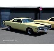 1969 Chrysler Newport  Information And Photos MOMENTcar