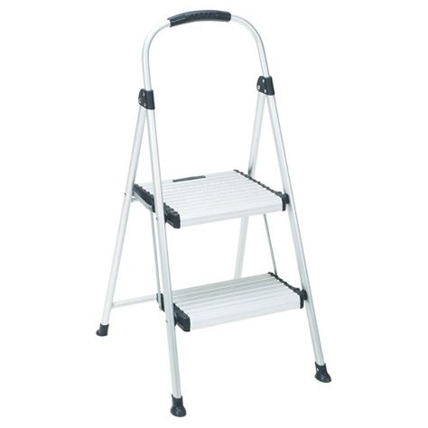 Cosco Two Step Stool by Cosco 2 Step All Aluminum Step Stool Target