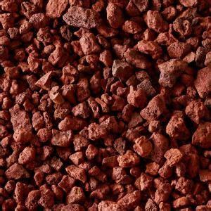 home depot decorative rock vigoro 0 5 cu ft decorative stone red lava rock 440897