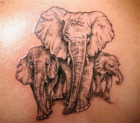 mother of two elephant tattoo tattoos pinterest amazing sweet elephant family tattoo image tattooshunter com