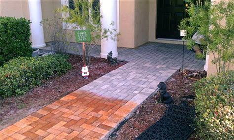 staining patio pavers concrete and paver staining services in southern california