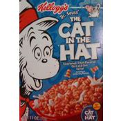 Toaster Pops Cat In The Hat Cereal Mrbreakfast Com