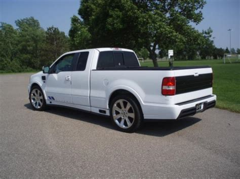 2007 ford f150 saleen s331 for sale 2007 saleen s331 ford f 150 supercharged 67 low